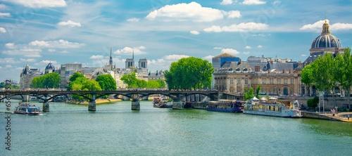 Fototapeta Berges de la Seine à Paris