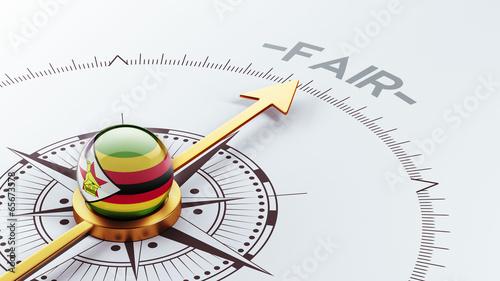 Zimbabwe Fair Concept