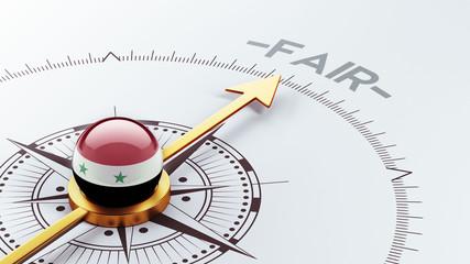 Syria Fair Concept
