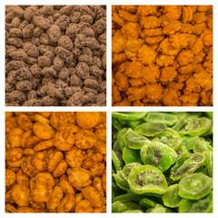 Dubai food market