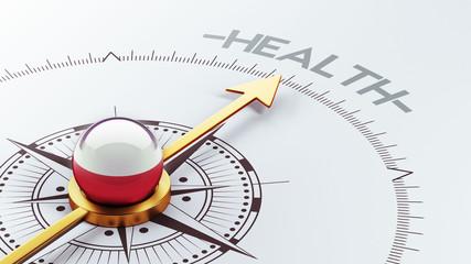 Poland Health Concept