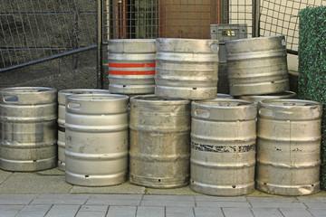 Tonnelet de bière