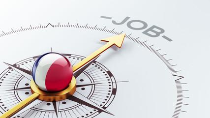 France Job Concept