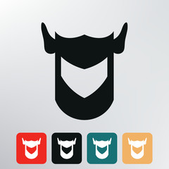 helmet knight icon.