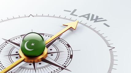 Pakistan Law Concept
