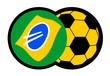 Yellow ball brazil