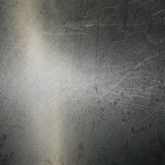 Grunge brushed metal background