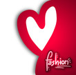 Fashion heart