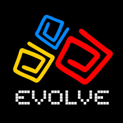 Evolve color