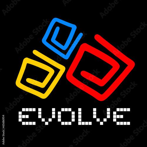 Evolve color