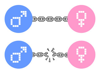 Chains symbol