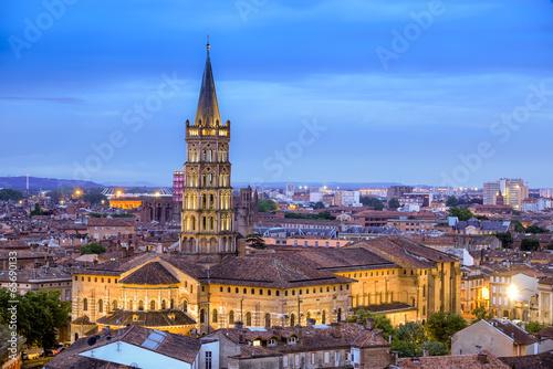 Toulouse - Basilique Saint-Sernin - 65690133