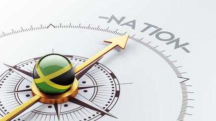 Jamaica Nation Concept