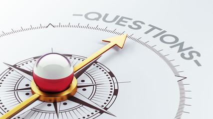 Poland Questions Concept