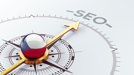 Czech Republic Seo Concept