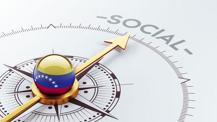Venezuela Social Concept
