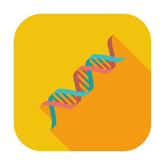 DNA icon.