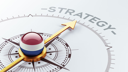 Netherlands  Strategy Concept