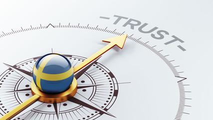 Sweden Trust Concept