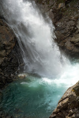 Cascate del Rutor - Valle d'Aosta