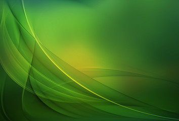 Creative Green Element For Your Art Design