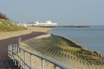 Portsmouth Seafront. Hampshire. England
