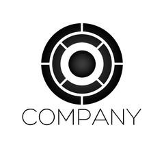 логотип колесо