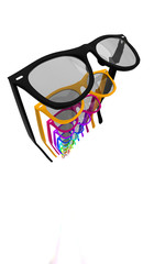 Tavola Ottometrica Decimale, hipster, moda
