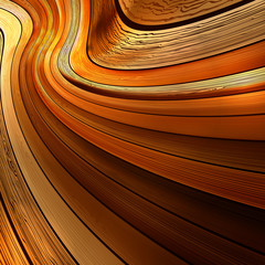Abstract wood twisted background.  + EPS8