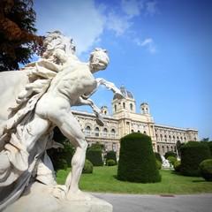 Vienna - Museum building