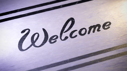 Welcome. looping.