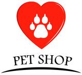 pet shop symbol