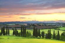 "Постер, картина, фотообои ""Italy. Landscapes of Tuscany"""