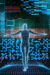 cyber future man