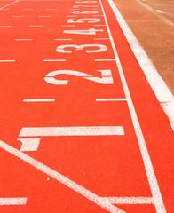 Start Running track