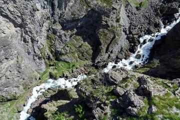 Orrido di Pré-Saint-Didier - Valle d'Aosta
