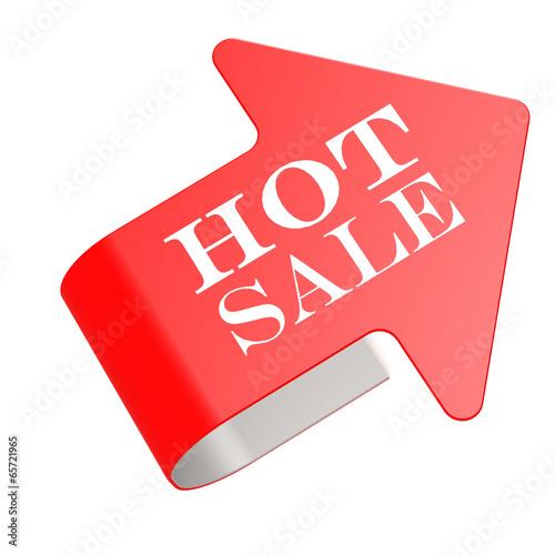 Hot sale twist label