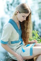 beautiful ukrainian woman