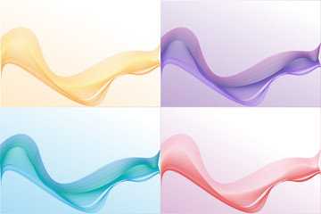 abstract background 4 color