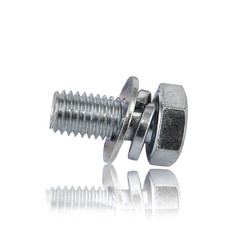 screws and nut