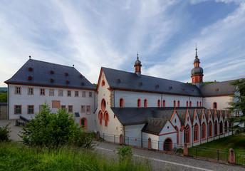 Ansicht vom Kloster Eberbach