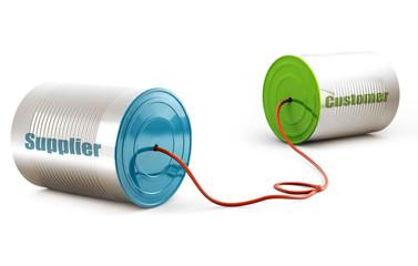 supply sales communication