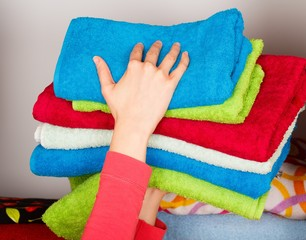Fresh and Tidy Towels