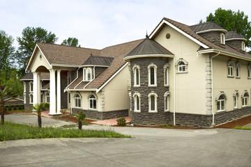 Large Modern Custom Home