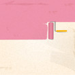 paint and roller background pink2