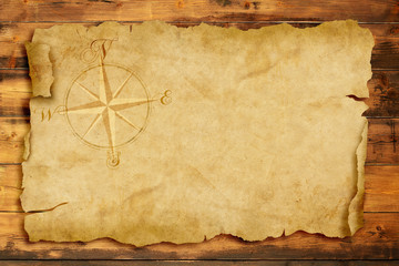 ancient nautical map