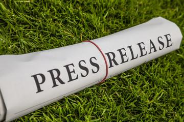 press release zeitung