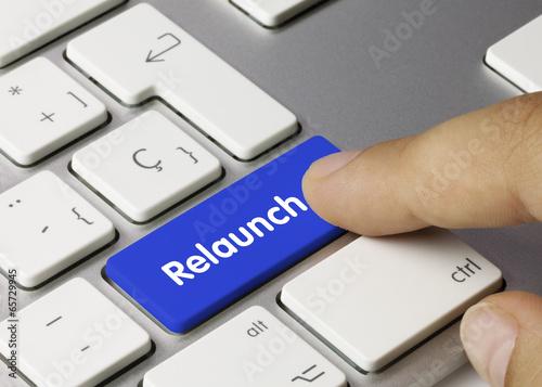 Relaunch. Keyboard - 65729945