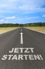 Jetzt Starten! - Landstraße
