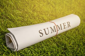 """summer"" zeitung"